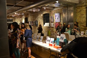 20 works of art from 17 artists and photographers. 43 silent auction and 5 live auction items were offered up for bid. Through art and auction sales, we raised almost $4500
