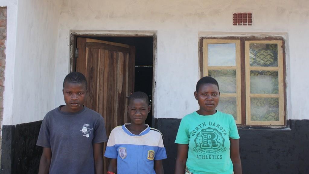 Anjira Mateni's Family