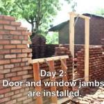 2014 Habitat Build in Malawi